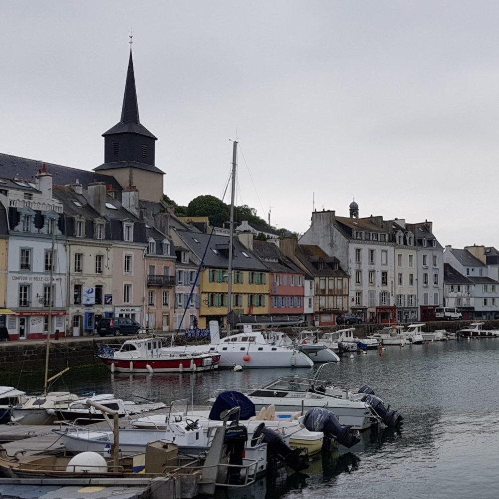 Stratégie de revitalisation des centre-villes et centre-bourgs Le Palais (Belle-île 56)