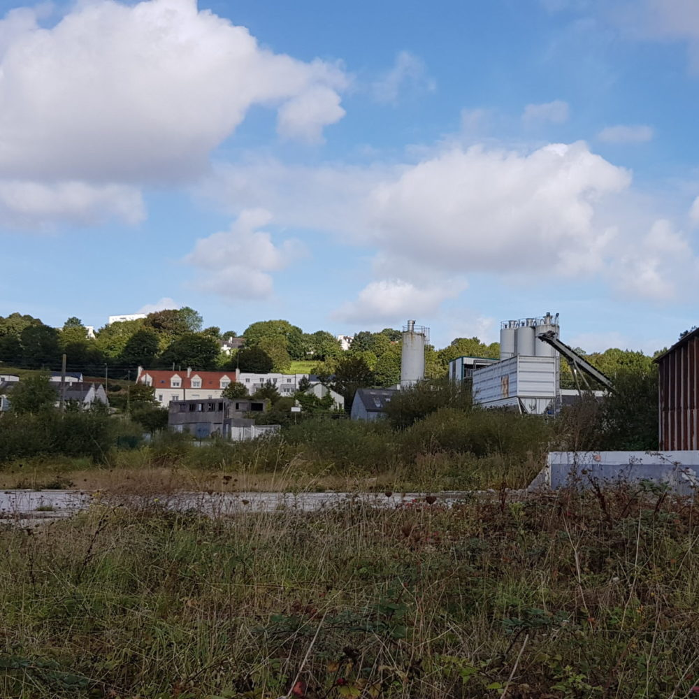 Renouvellement urbain, comment réussir la greffe urbaine. Le Bois Noir Landerneau (29)